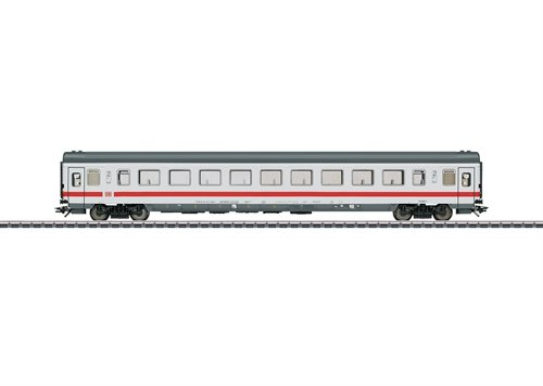 Märklin 43765 2. klasse passagervogn InterCity Type Bpmz 285.4 , DB, ep V