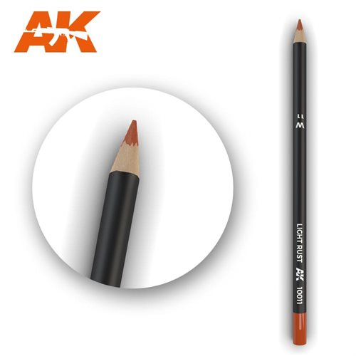 ak10011 Patineringsblyant, light rust