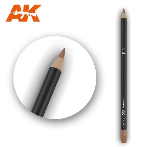 ak10037 Patineringsblyant, copper