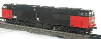 Hobbytrade 151454 DSB, MZ 1454, DCC, ep IV