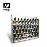 Vallejo 26010 Wall Mounted Paint Display 17ml